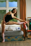 flexible girl nude