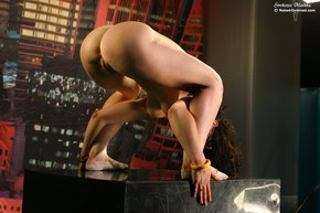 flexible gymnastic erotic