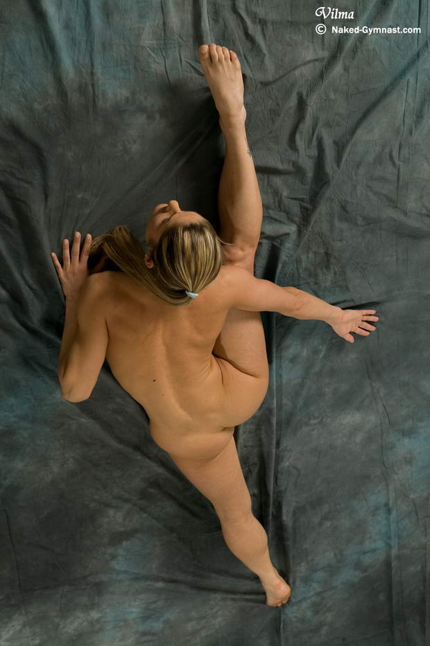 zolota most flexible woman