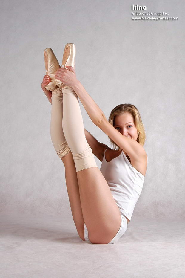 young nude ballet girls