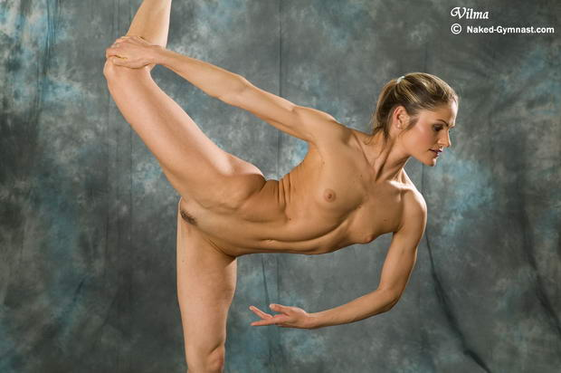 nude ballet performers