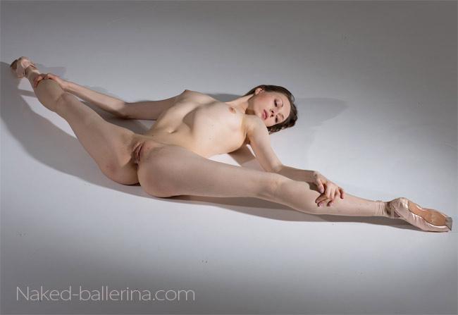 pictures Nude ballerina