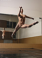 naked ballerinas